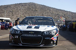 NASCAR Sprint Cup Race report Martin finishes 15th at Phoenix