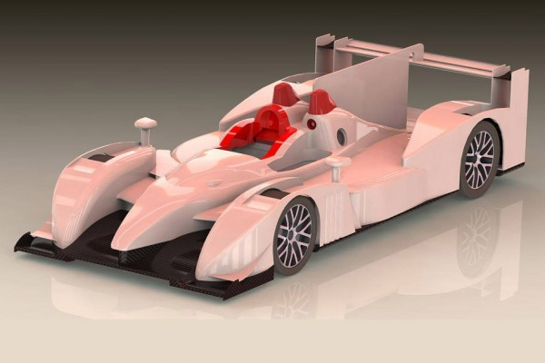 Tiga Race Cars share first peek of their LM214