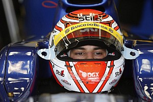 Reserve Nasr to join Massa at Williams in 2014