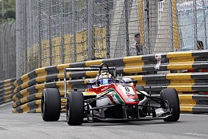 F3 Qualifying report Marciello claims pole for Macau Grand Prix Saturday race