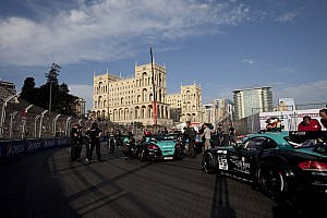 Blancpain Sprint Preview Baku World Challenge street fight to decide 2013 champions