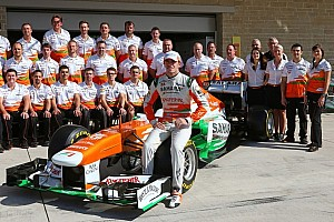 Formula 1 Breaking news Di Resta admits Indycar switch an option for 2014