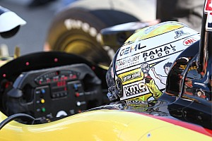 IndyCar Breaking news Graham Rahal completed first test in preparation for the 2014 IndyCar series season
