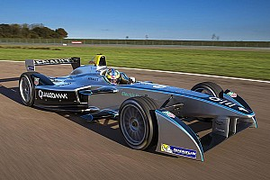 Formula E Testing report Maiden track test for Spark-Renault electric single-seater