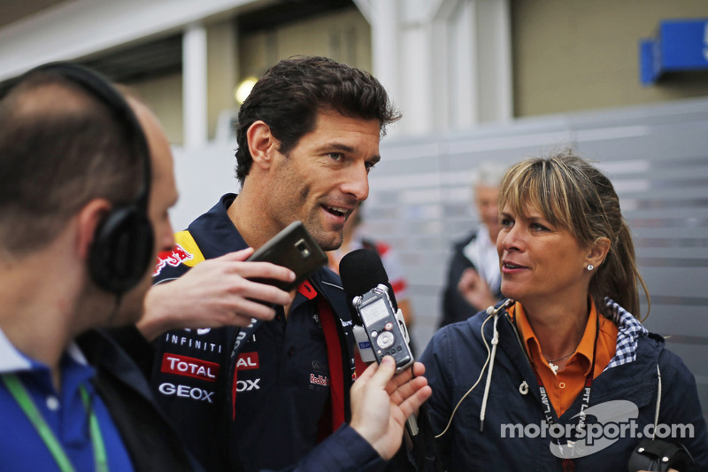 A Brazilian GP podium for Red Bull's Webber in his farewell from Formula One