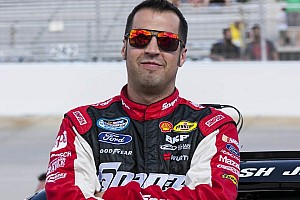 NASCAR XFINITY Breaking news After close title run, Sam Hornish Jr. has options for 2014