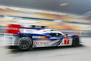 WEC Practice report Toyota tops first session in Bahrain