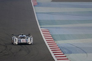 WEC Practice report Audi's Duval fastest in final practice in Bahrain