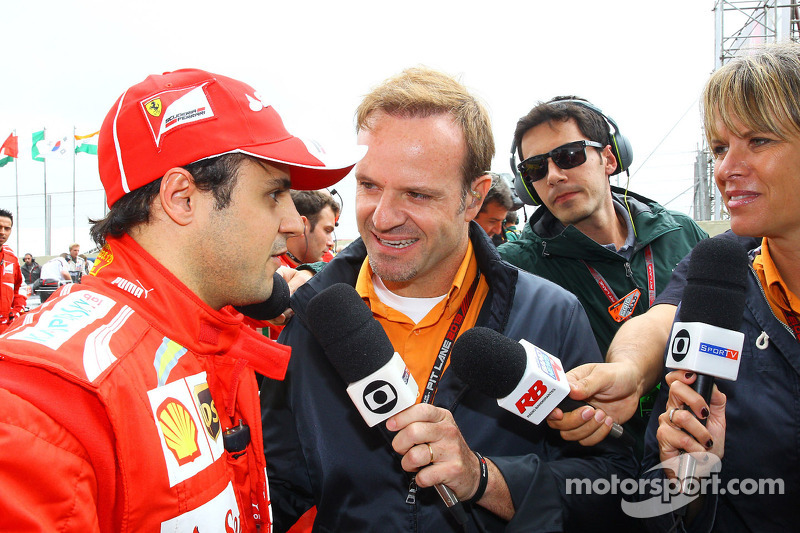 Massa admits wife wants him to retire