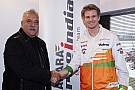 Nico Hulkenberg returns to Sahara Force India with multi-year deal