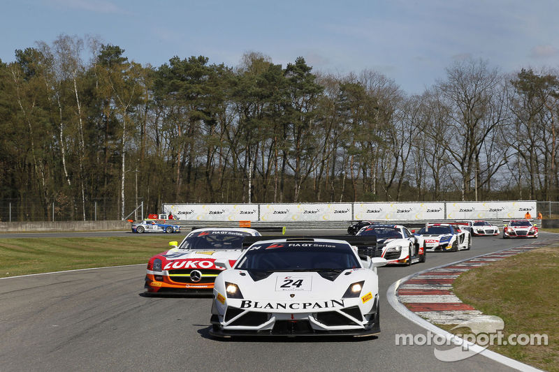 Blancpain GT Series adds Circuit Zolder to 2014 calendar