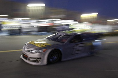 Upcoming Charlotte test will validate changes to 2014 Cup car