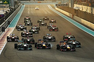 Formula 1 Analysis Controversy explodes with new 'double points' finale