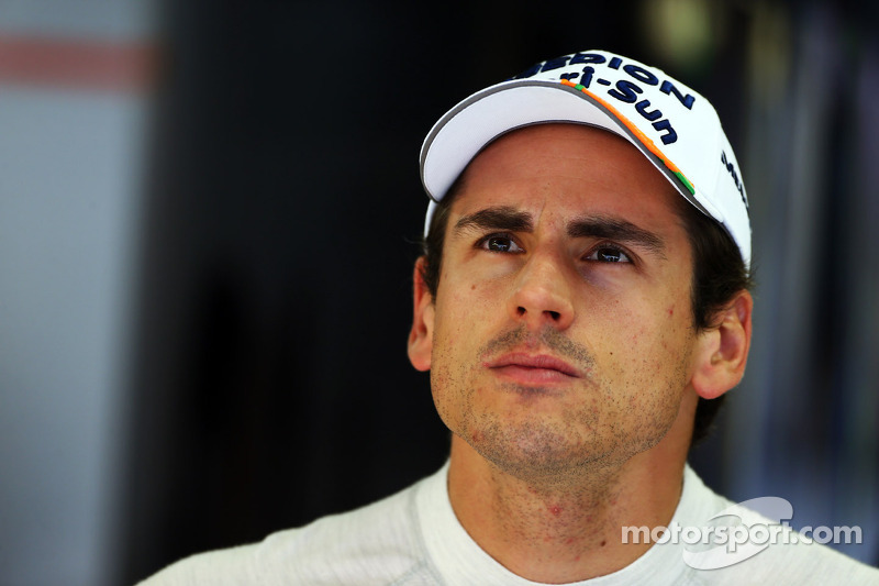 Sauber F1 Team announces Adrian Sutil as its driver for 2014
