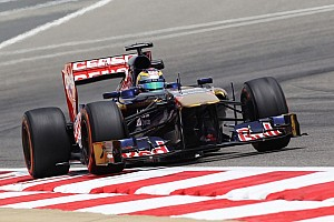Formula 1 Preview Toro Rosso in Bahrain tyre test