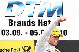 Di Resta set for DTM return - report