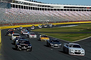 NASCAR Sprint Cup Analysis  NASCAR's test at Charlotte generated a lot of positives