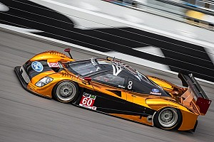 IMSA Others Breaking news FIA confirms two land speed records over 210 mph for Michael Shank Racing in Daytona Protoype