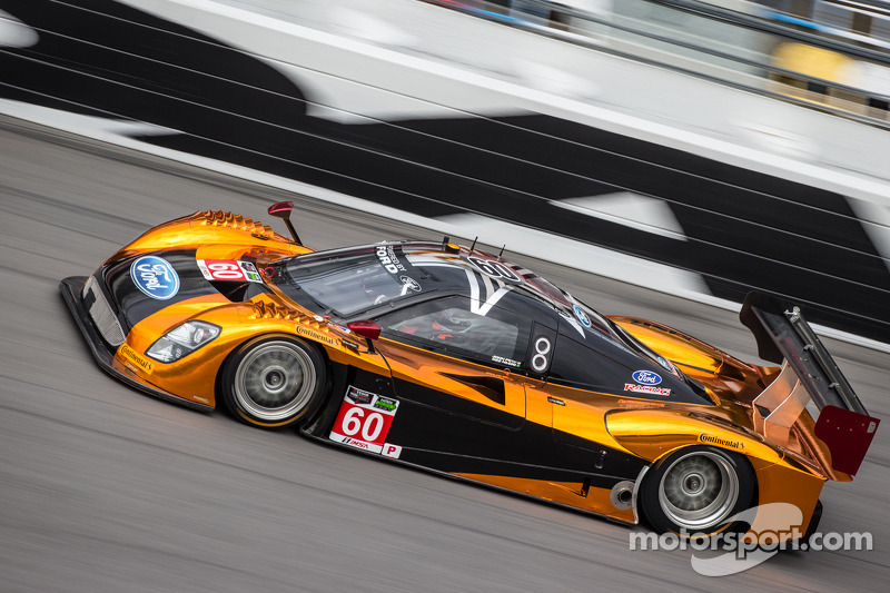 FIA confirms two land speed records over 210 mph for Michael Shank Racing in Daytona Protoype