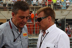 Formula 1 Breaking news Salo defends Pirelli after Rosberg blowout
