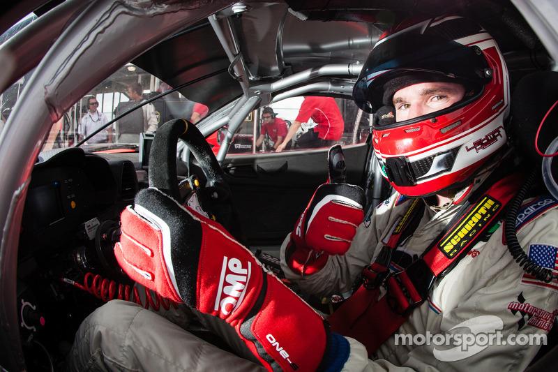WeatherTech Racing Porsche lap of Daytona - video
