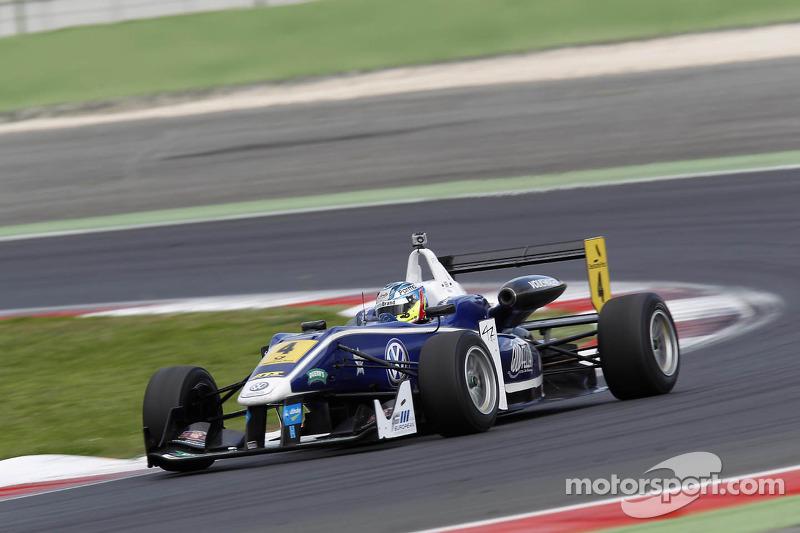 RSF protégé Dennis Gets FIA European Formula 3 seat for 2014