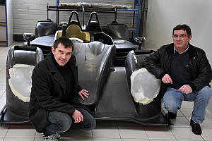 European Le Mans Breaking news Pegasus Racing has chosen the Onroak Automotive Morgan LM P2