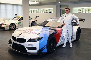Endurance Breaking news Alex Zanardi to make racing return with BMW