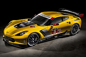 Corvette: start of another championship push