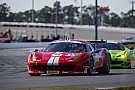 Ferrari Motorsports – Rolex 24 at Daytona Saturday Evening Update