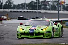 Krohn Racing in mid-way of Rolex 24 at Daytona