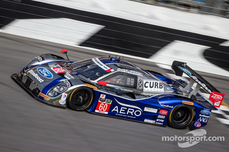 Michael Shank Racing takes EcoBoost to the finish in Rolex 24 at Daytona