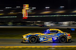 IMSA Race report Top-10 finish for Turner BMW Z4 in Rolex 24 Hour