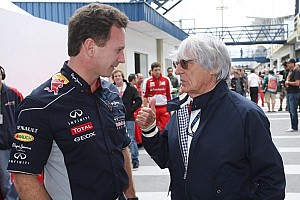 Formula 1 Breaking news Ecclestone pushing for 'double points' in three races