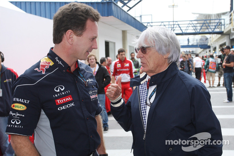 Ecclestone pushing for 'double points' in three races