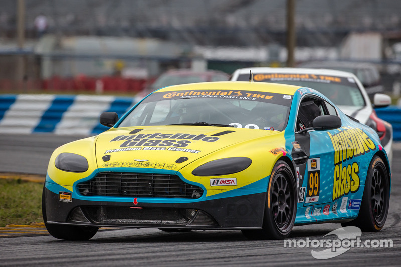 Automatic Racing begins season with top ten at Daytona
