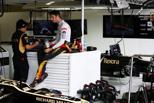 Lotus owner says Whitmarsh 'not only candidate'