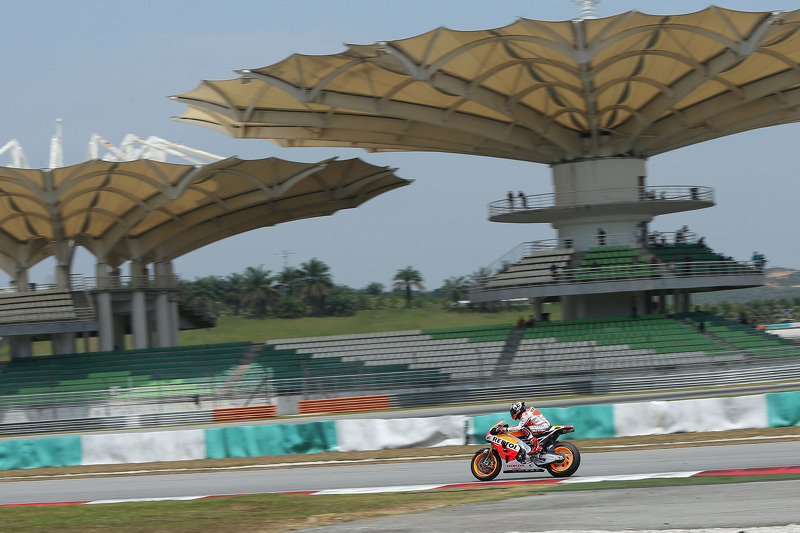 Bridgestone: Marquez takes top spot in first official MotoGP™ test of 2014