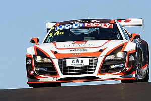Gleason is Racing in Bathurst 12-Hour in Australia this weekend