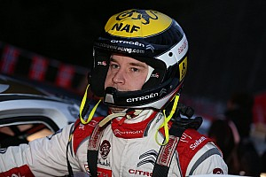 Bronze medal for Mads Østberg at Rally Sweden
