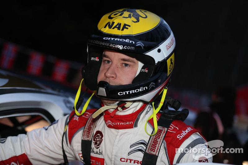 Bronze medal for Mads Østberg at Rally Sweden