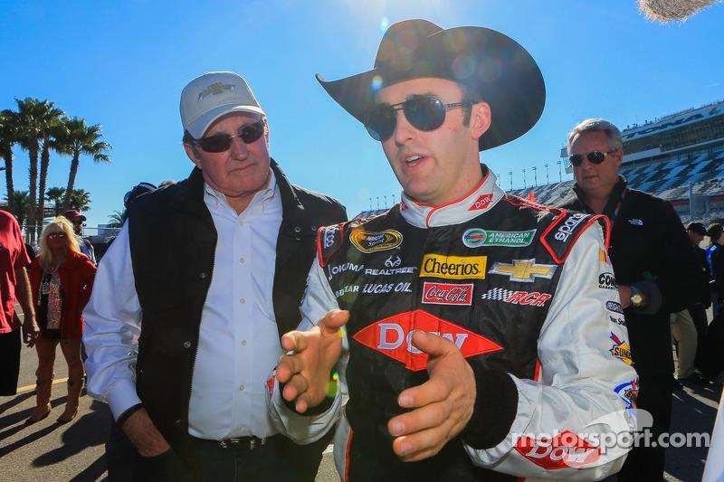 Team Chevy: Daytona 500 qualifying quotes