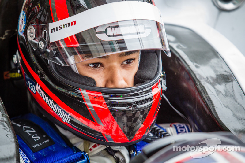 Jann Mardenborough takes 'real' step towards F1 - video