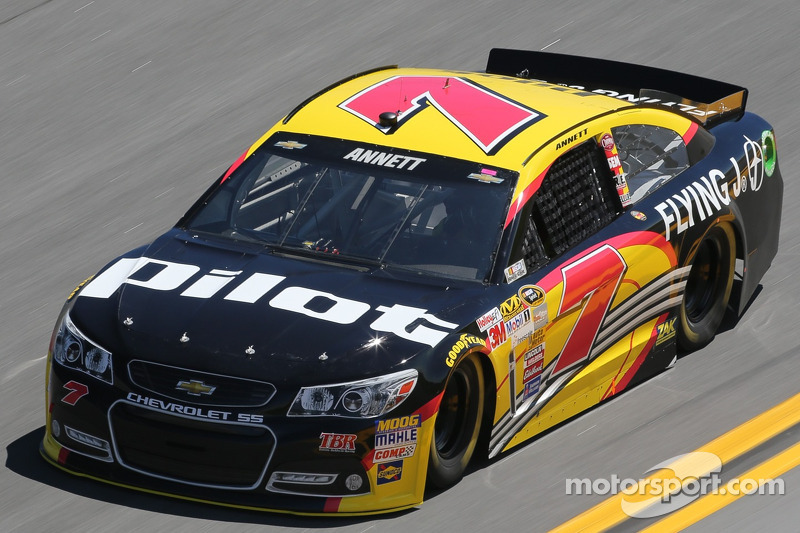 Michael Annett Excited to Make his Sprint Cup Debut in the 56th Running of the Daytona 500