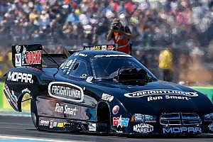 NHRA Race report Wild Horse Pass proves tough for Hagan Funny Car team after opening-round loss to DSR teammate