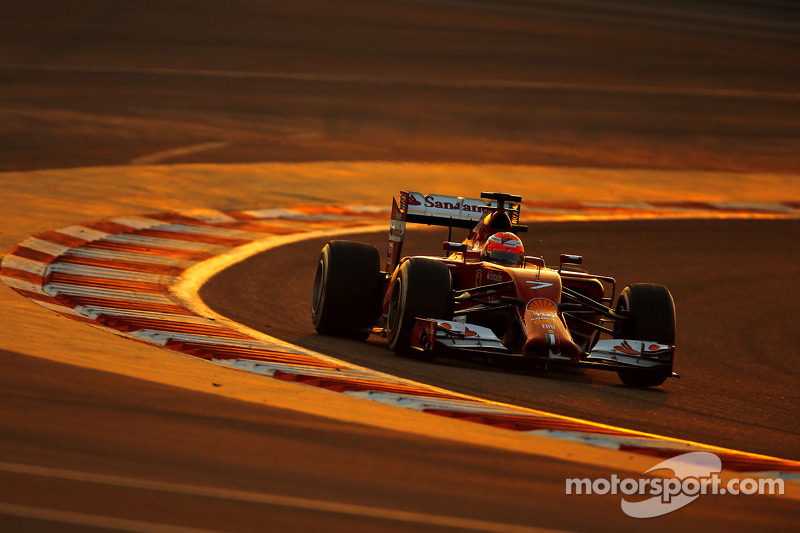 Ferrari: Few laps in Bahrain, but good ones