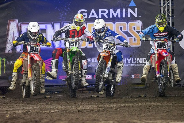 ArenaCross UK looks towards season finale at Wembley