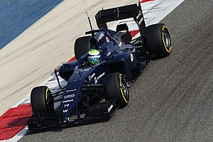 William's Massa is fourth fastest on day 2 at Bahrain
