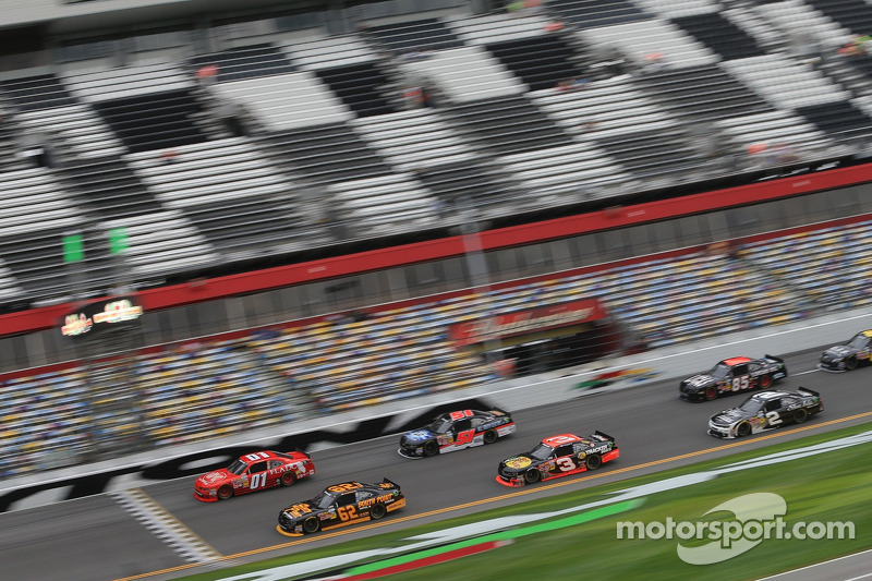 NASCAR qualifying, reckless or wise?