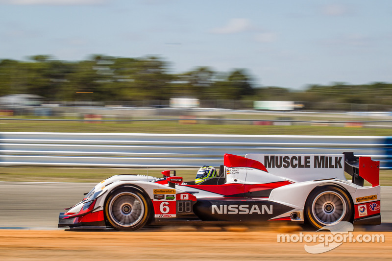 Mardenborough ready for Sebring debut with Muscle Milk